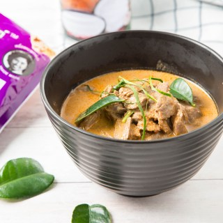 Thai Panang Curry with Beef F  The Missing Lokness