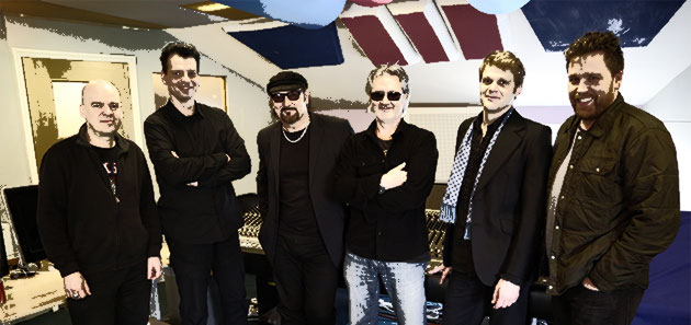 The Mission sign with Oblivion/SPV for Europe
