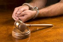 Handcuffs and gavel 3.1