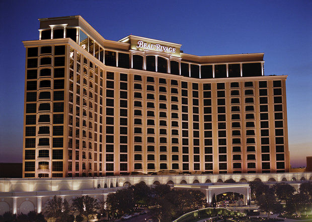 The Beau Rivage Casino Hotel in Biloxi, Miss., is hosting a tourism conference this week.