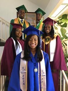 College Hill M.B. Church high school graduates