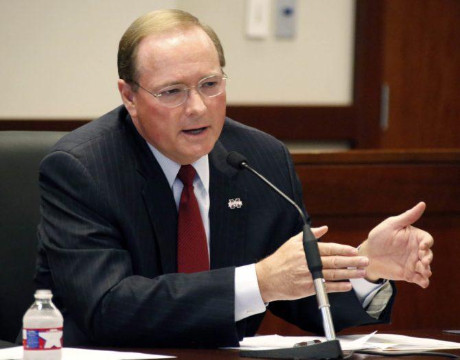 MSU President Mark Keenum AP file photo