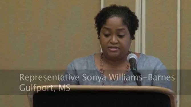 Sonya Williams-Barnes