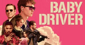 Baby Driver hor poster