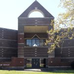 Forest Hill High School, one of seven JPS high schools