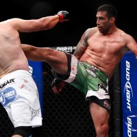 UFC on Fox 11 Results: Werdum Cruises Past Browne, Tate Edges Carmouche