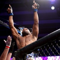UFC on Fox 11: Yoel Romero vs. Brad Tavares Full Fight Video Highlights