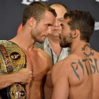 Bellator 123: Curran vs. Pitbull Weigh-In Results