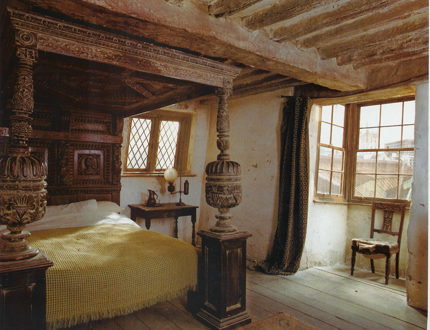 Hogwarts Bedroom Greetings From Hogwarts The Modern Day Atelier