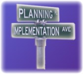 Planing and Implementation