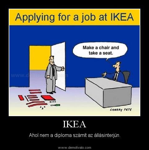 Ikea internship stil och charm av en kvinna for Ikea jobs pay