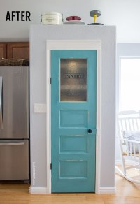 Vintage Pantry Door - The Mombot