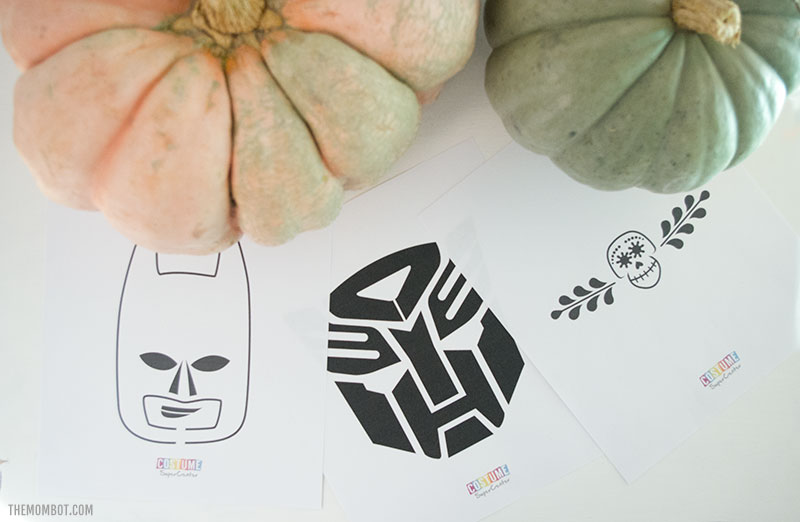 Free Pumpkin Carving Stencils Your Kids Will Love - The Mombot