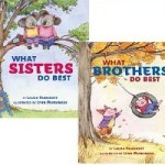 What We're Reading This Week: What Sisters Do Best/What Brothers Do Best