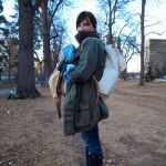 My Spring Babywearing Uniform
