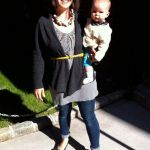 Mom Street Style | Sarah's Take on Eileen Fisher for Young, Hip Mamas