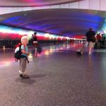 Ten Tips For Flying Alone With Kids (Including What to Wear & Carry On)