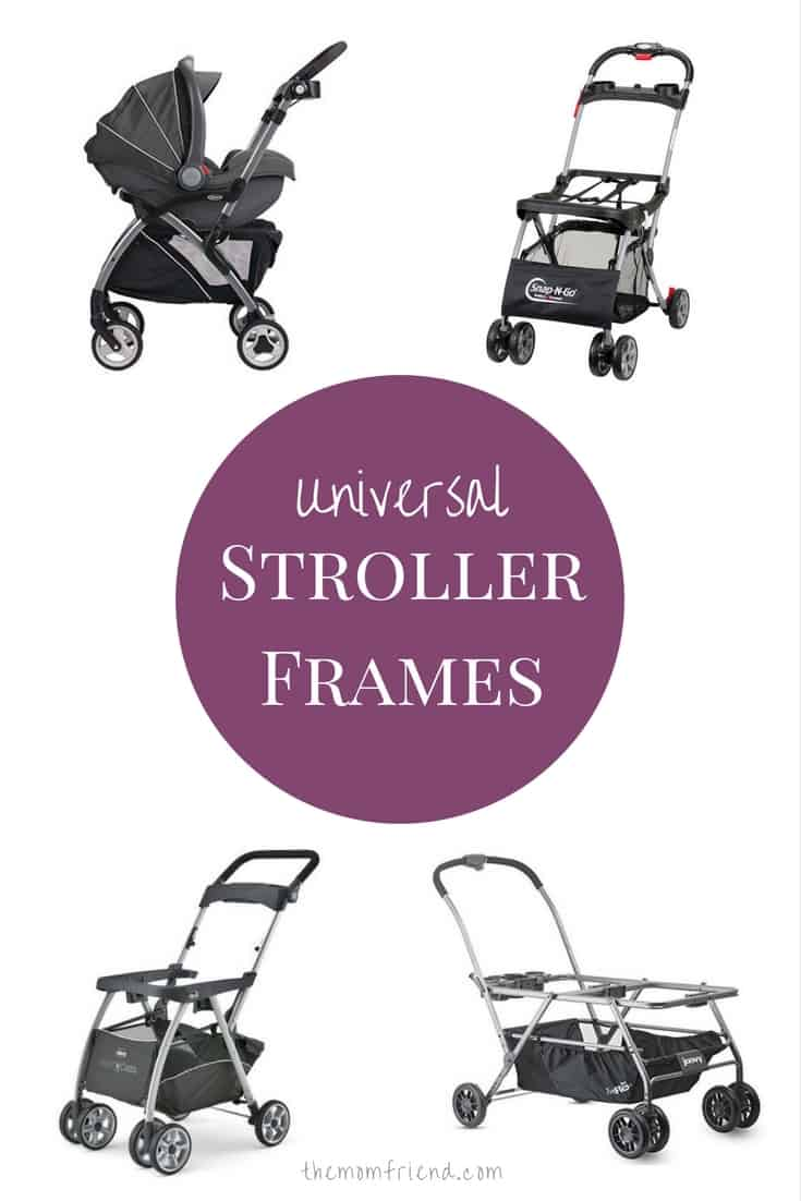 Universal Car Seat Stroller Frame 3 Reasons You Need A Universal Stroller Frame And 1 Reason