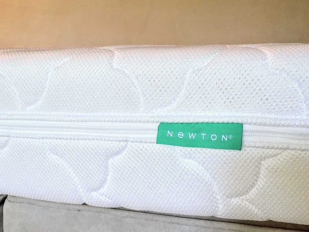 Newton Breathable Mattress Reviews Newton Baby Wovenaire Crib Mattress Review The Mom Friend