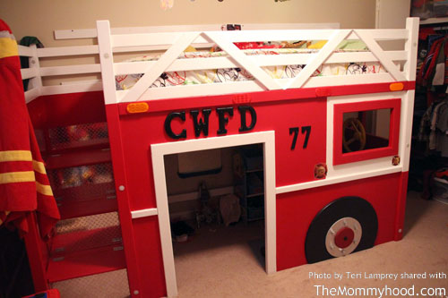 Build Wooden Fire Truck Bed Plans Plans Download Folding