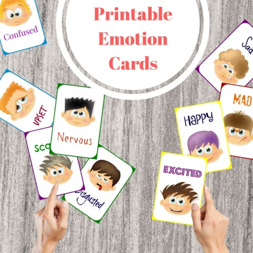 Do you have a nervous or anxious rising Kindergartener? These questions and this fun printable game will get them expressing their concerns in no time! Print these out and let your kids express themselves through this fun game, it takes some of the pressure out of being able to put feelings into words.