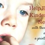 kindergartener hero