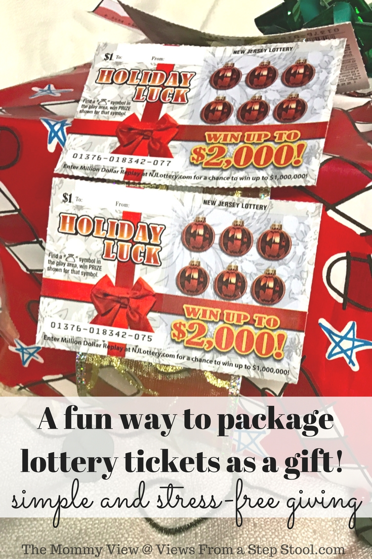 This simple to put together gift of the NJ Lottery is perfect for the people in your life who you just don't know what to get! Stress-free gifting!