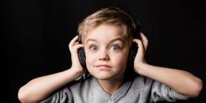 child listening hero