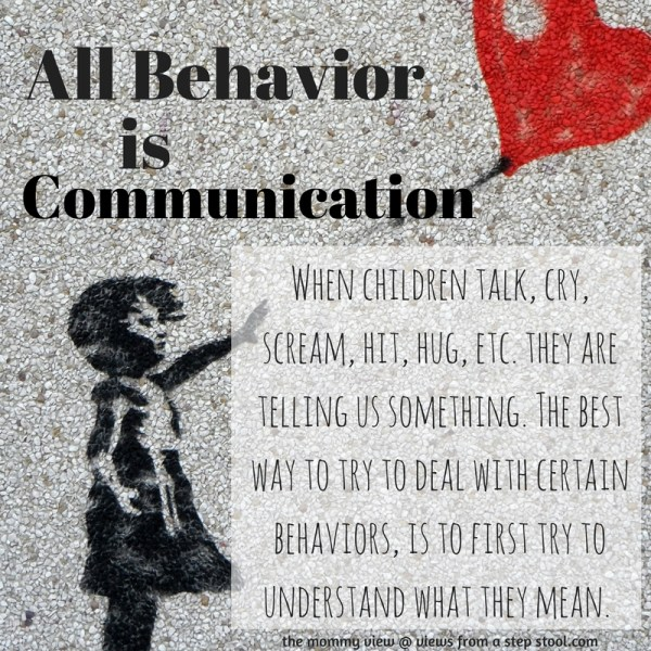 behavior is communication meme