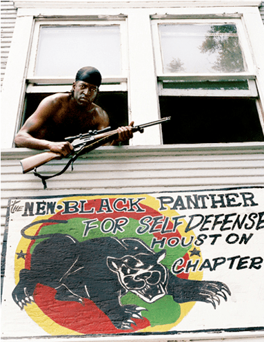 Black Panther, Houston Chapter