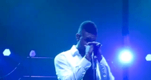 "Last night in Berlin, Germany, Usher suffered a NERVOUS BREAKDOWN on stage. As one insider observed, ""When Usher was on stage he looked and acted like a CRACKHEAD. It was almost like a Whitney Houston concert."" And you can see Usher's BIZARRE rant and tears for yourself, here."