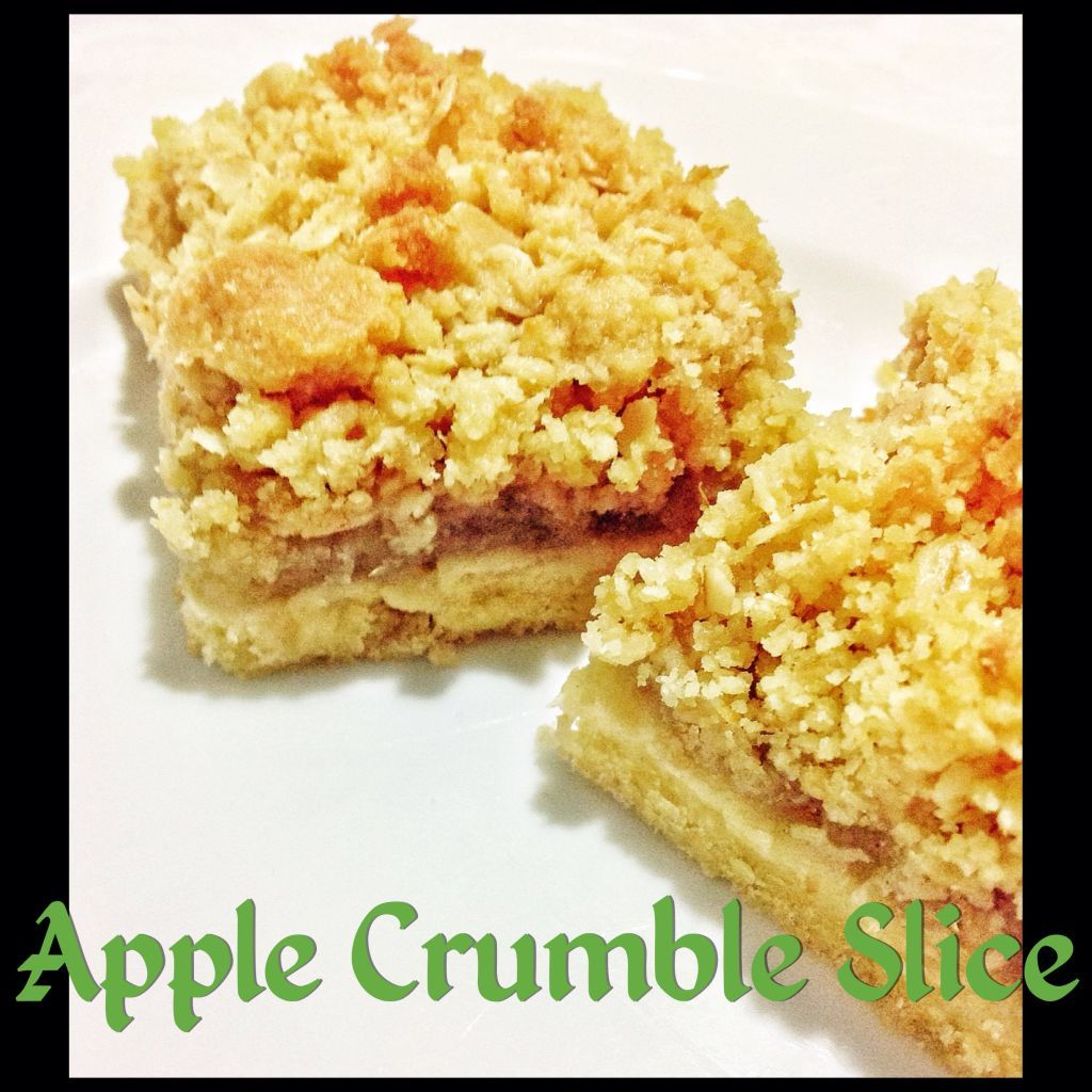 Kuchen Vegan Thermomix Apple Crumble Slice Thermomix Method Included Mother Hubbard S