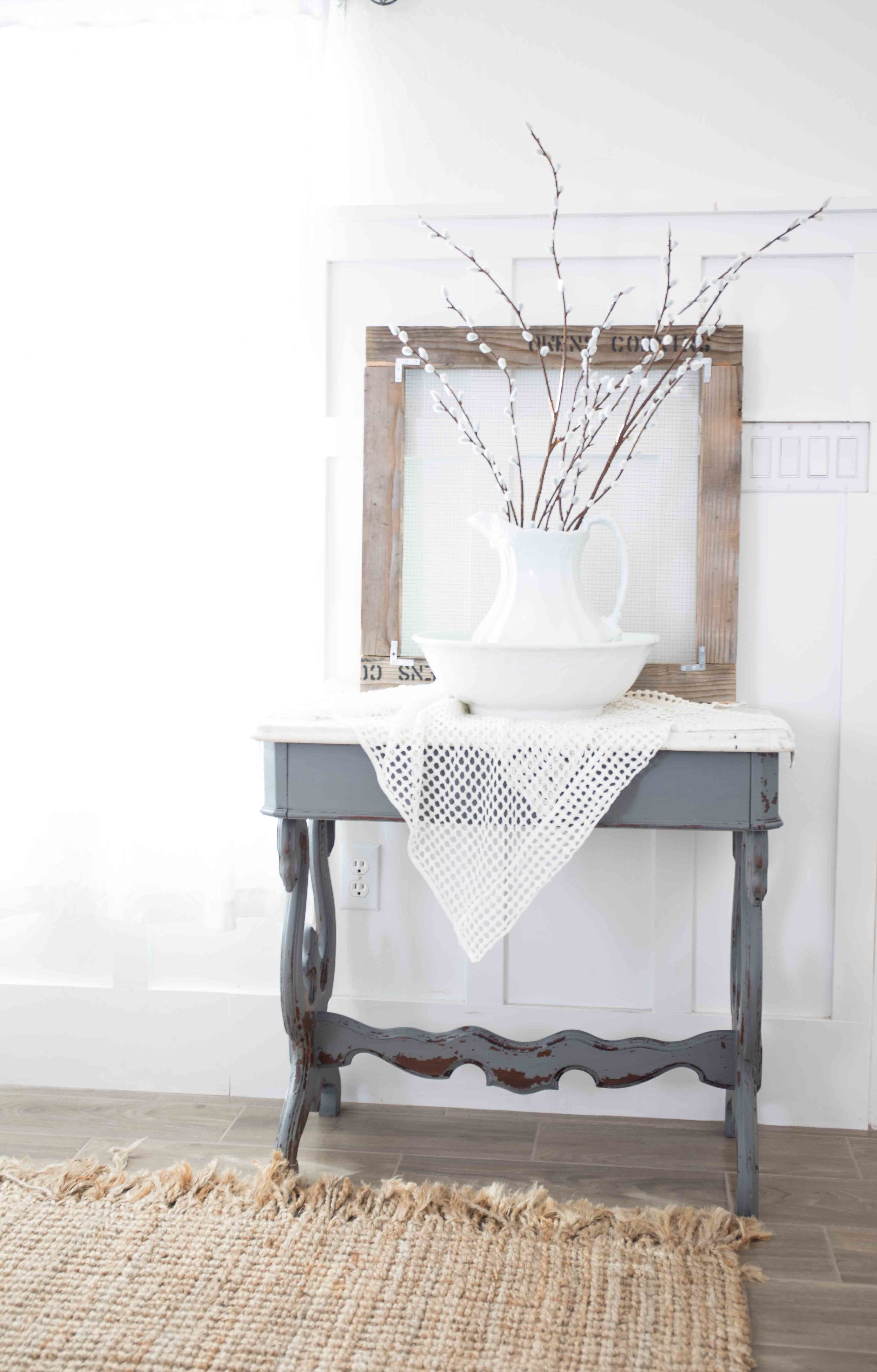 Diy Farmhouse Style Desk Ultimate Home Decor Diy S Farmhouse Style The Mountain View Cottage