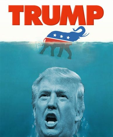 Trump For President Iphone Wallpaper When Trump Is Dumped On Film The Movie Rat