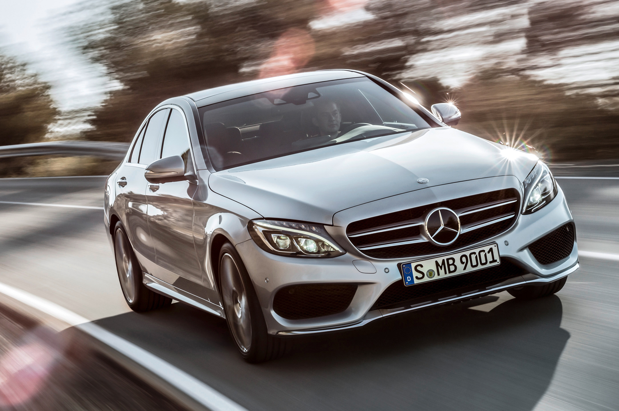 New C Class Mercedes Benz The New C Class Theme Song Movie Theme