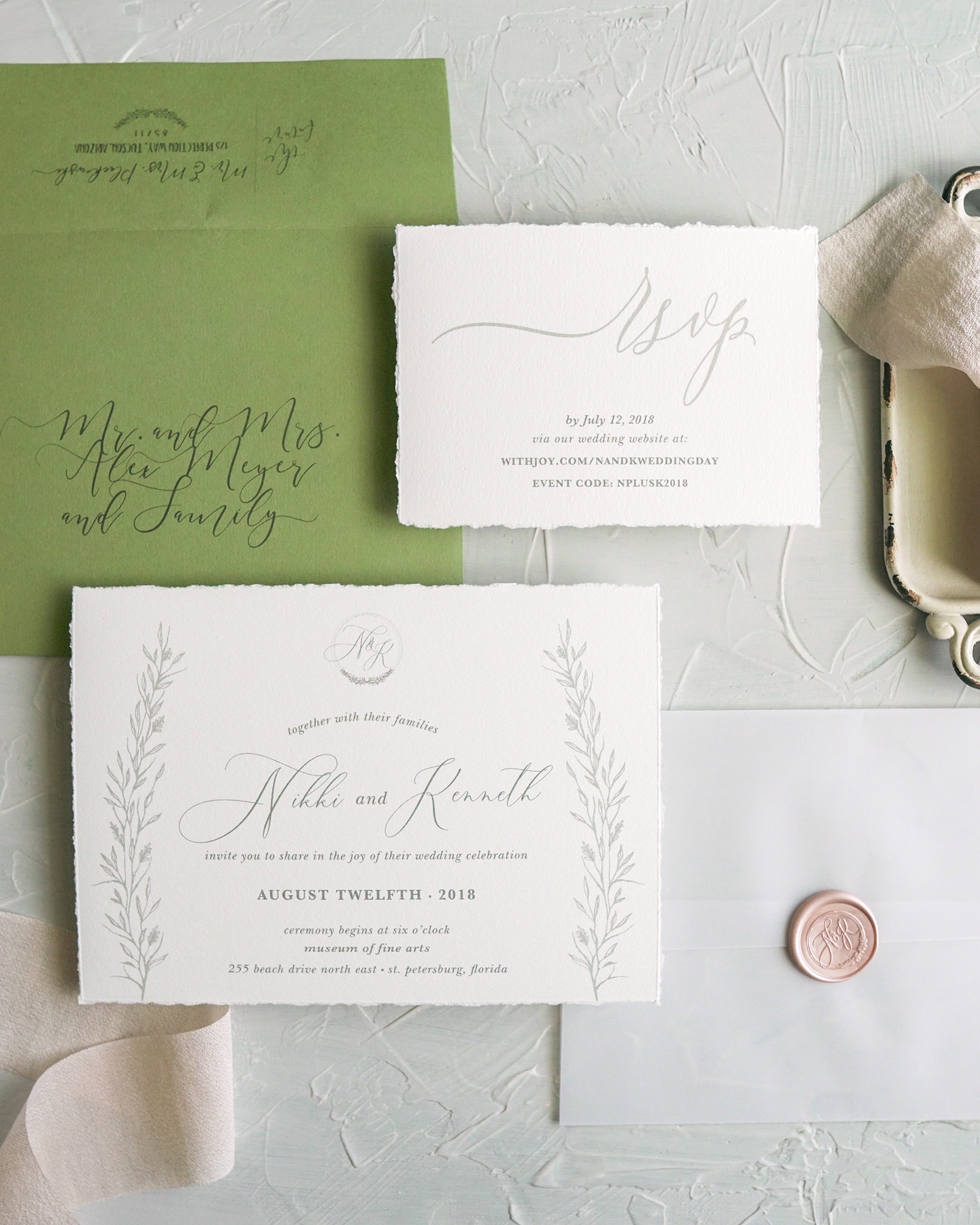 Wedding Calligraphy A Guide To Beautiful Hand Lettering Wedding Invitations Custom Wedding Invitations And Brand Styling