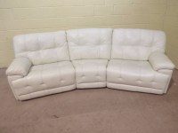 12 Best Ideas of Curved Recliner Sofa