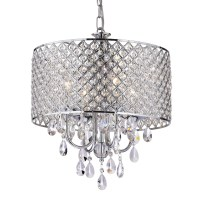 12 Inspirations of Small Chandeliers for Low Ceilings