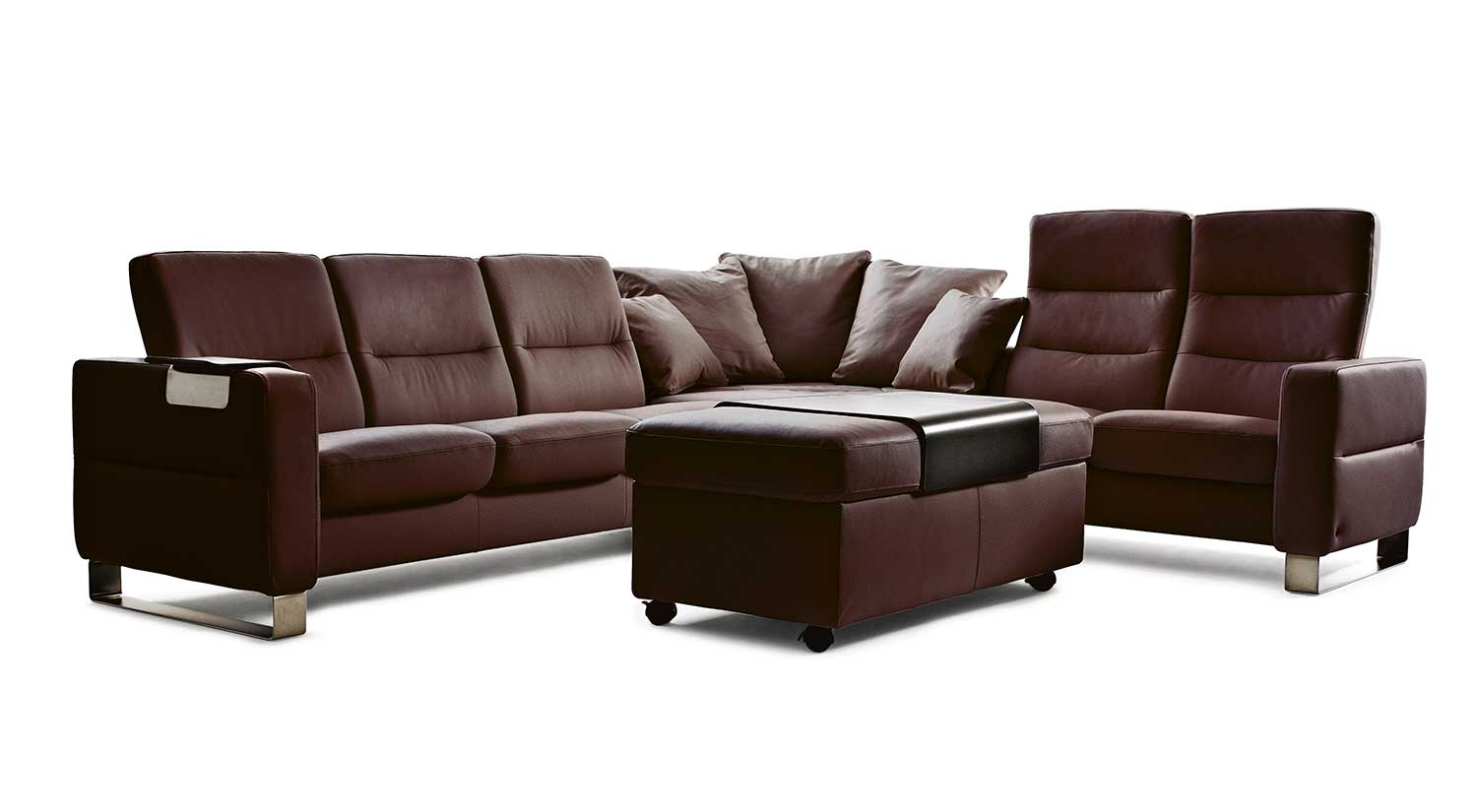 Stressless Sofa And Chairs 12 Photo Of Ekornes Sectional Sofa