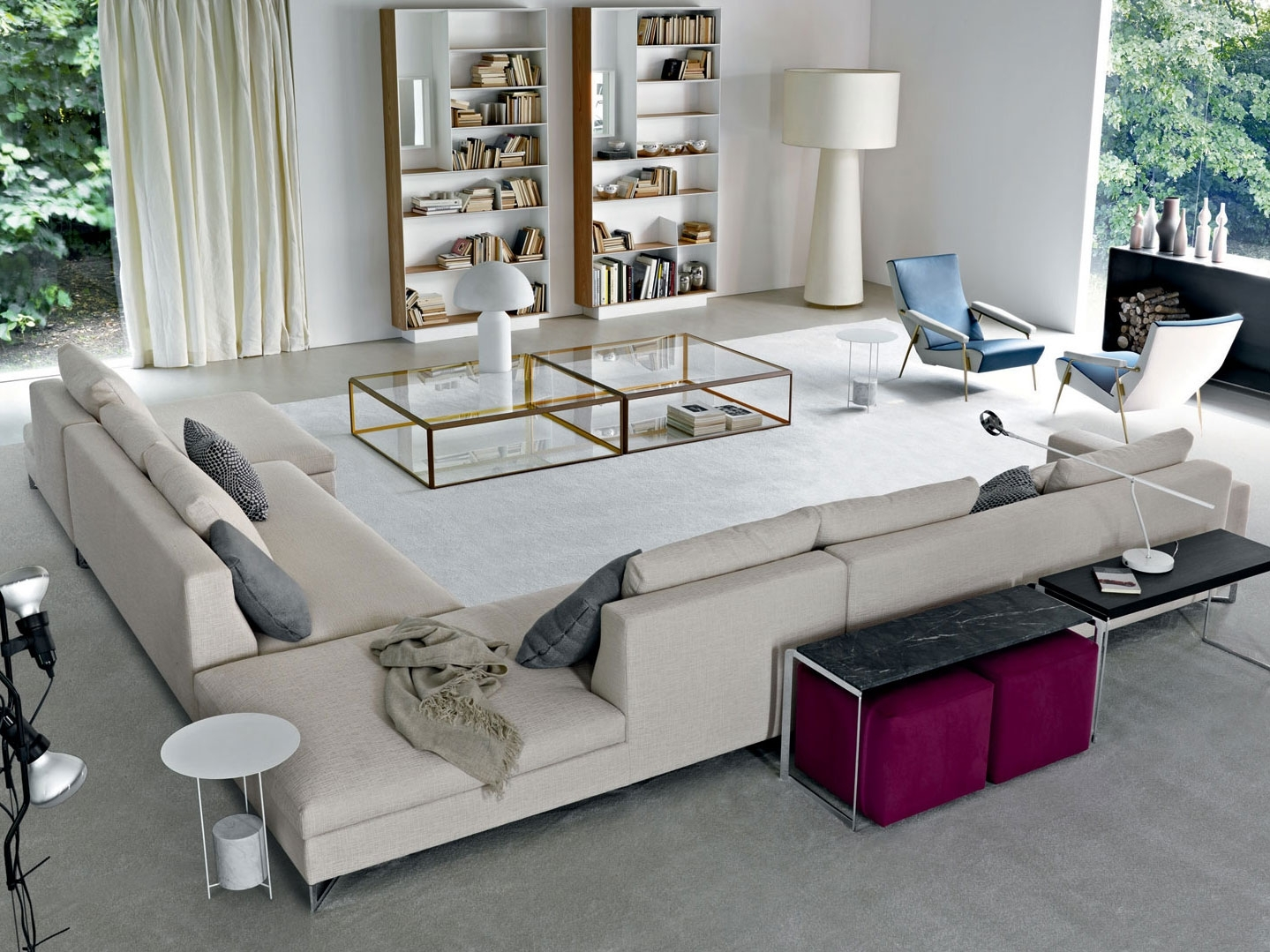 Big Sofa Chair 12 Best Ideas Of Bentley Sectional Leather Sofa