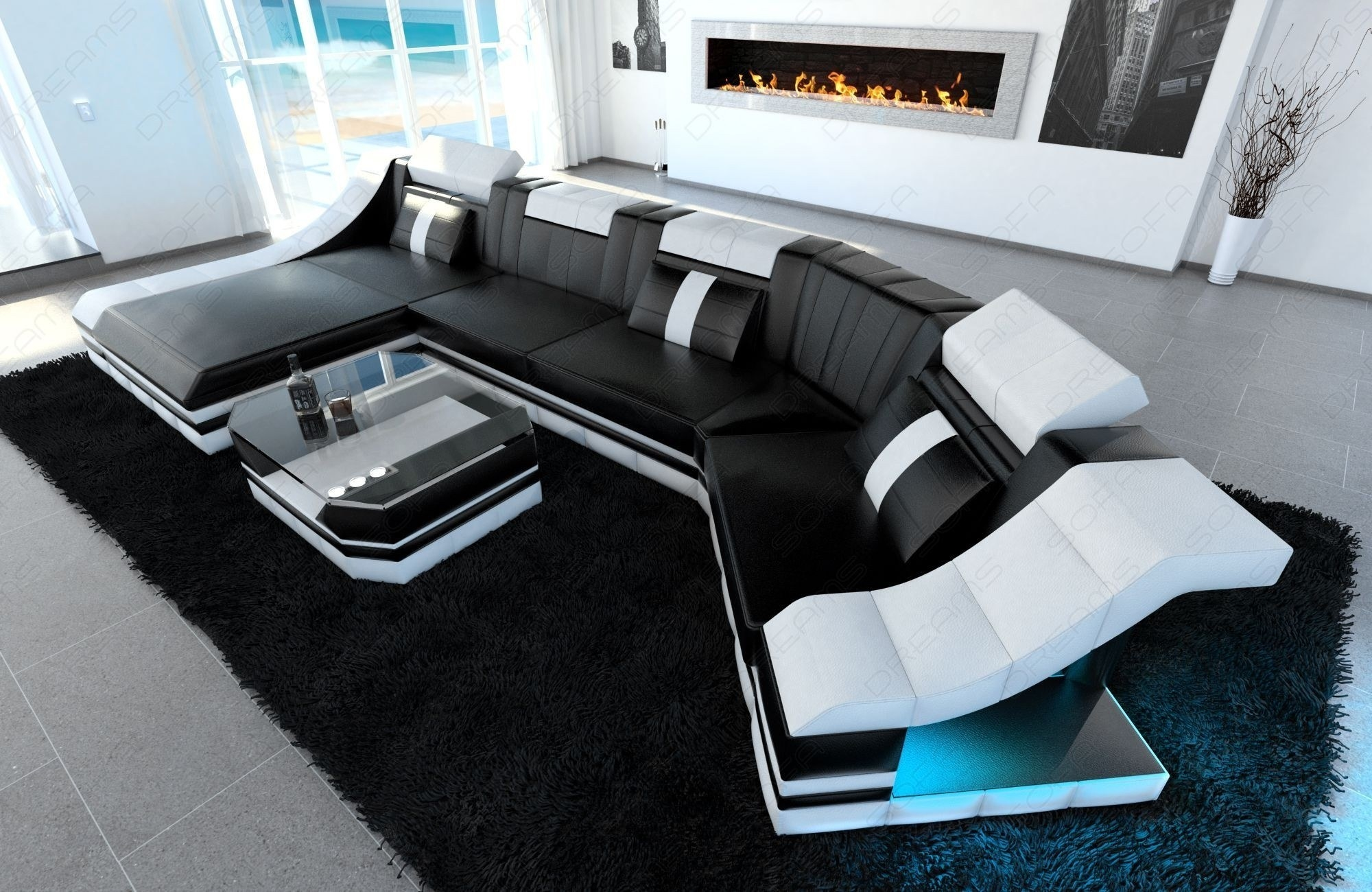 Designer Couch 12 Best Collection Of C Shaped Sofas