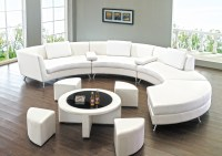 12 Ideas of Circular Sectional Sofa