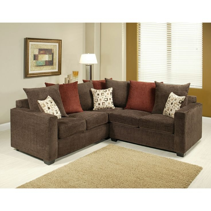 15 best of small 2 piece sectional sofas