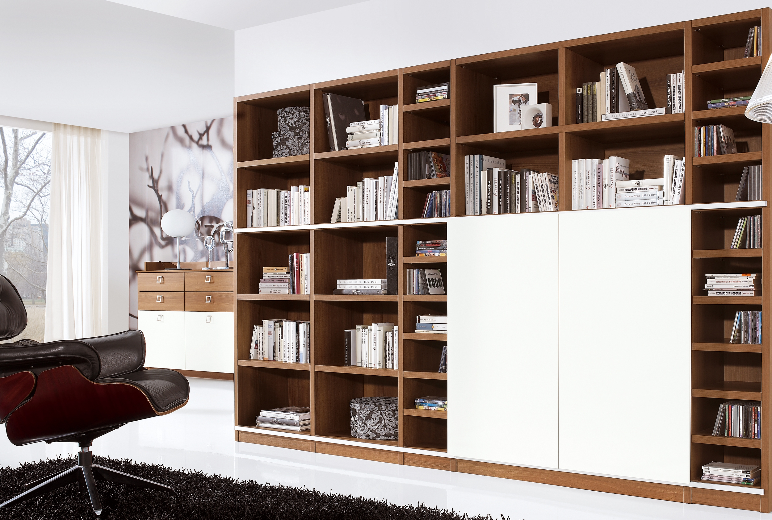 15 Best Ideas Of Tv And Bookcase Units