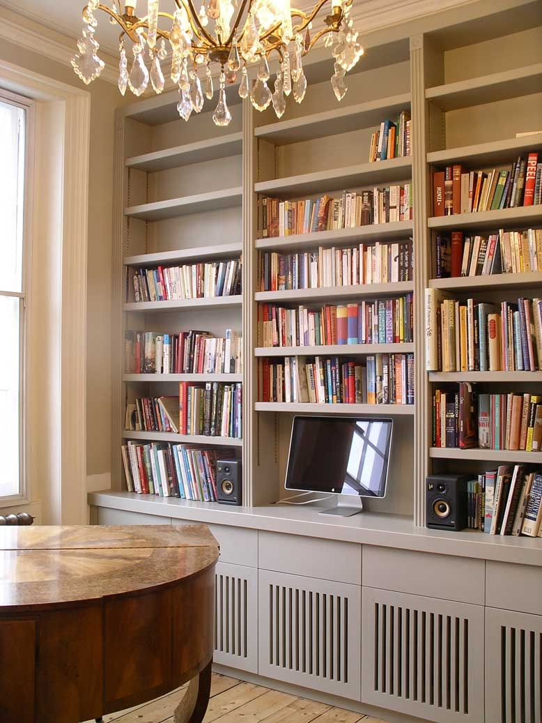 15 Best Of Fitted Bookcase