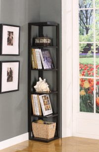 15 Ideas of Corner Bookcase