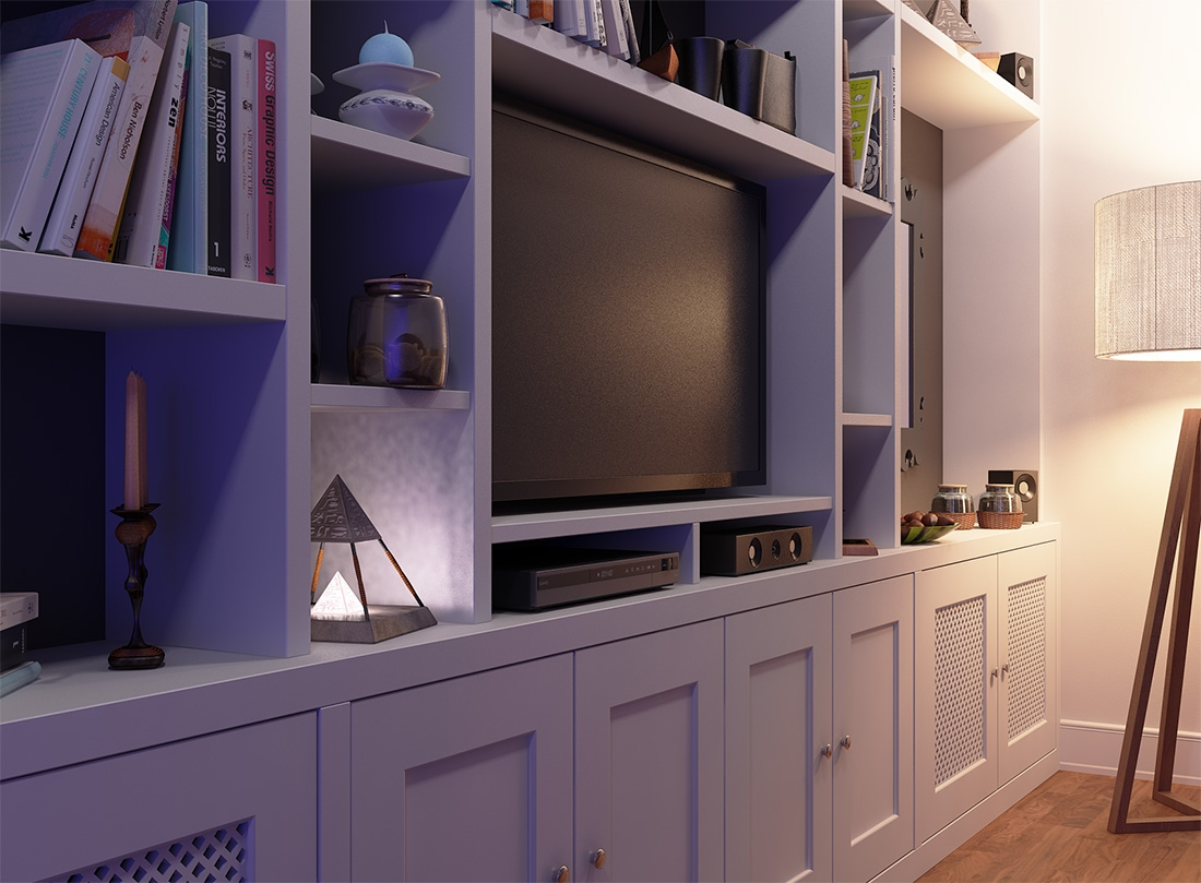 Living Room Storage Units 15 Ideas Of Fitted Wall Units Living Room