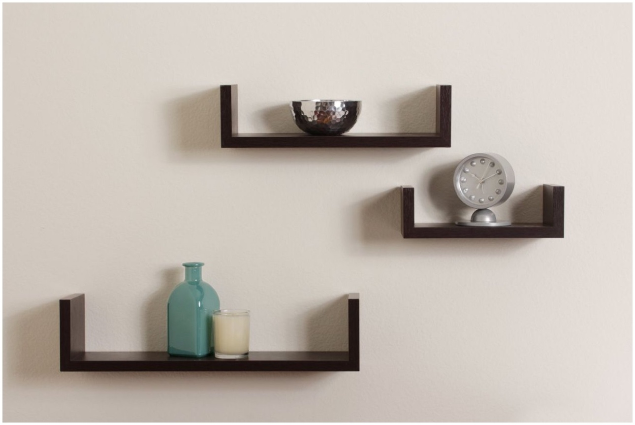 Funky Wall Shelves 12 Best Ideas Of 40cm Floating Shelf