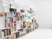 15 Inspirations of Book Shelving Systems