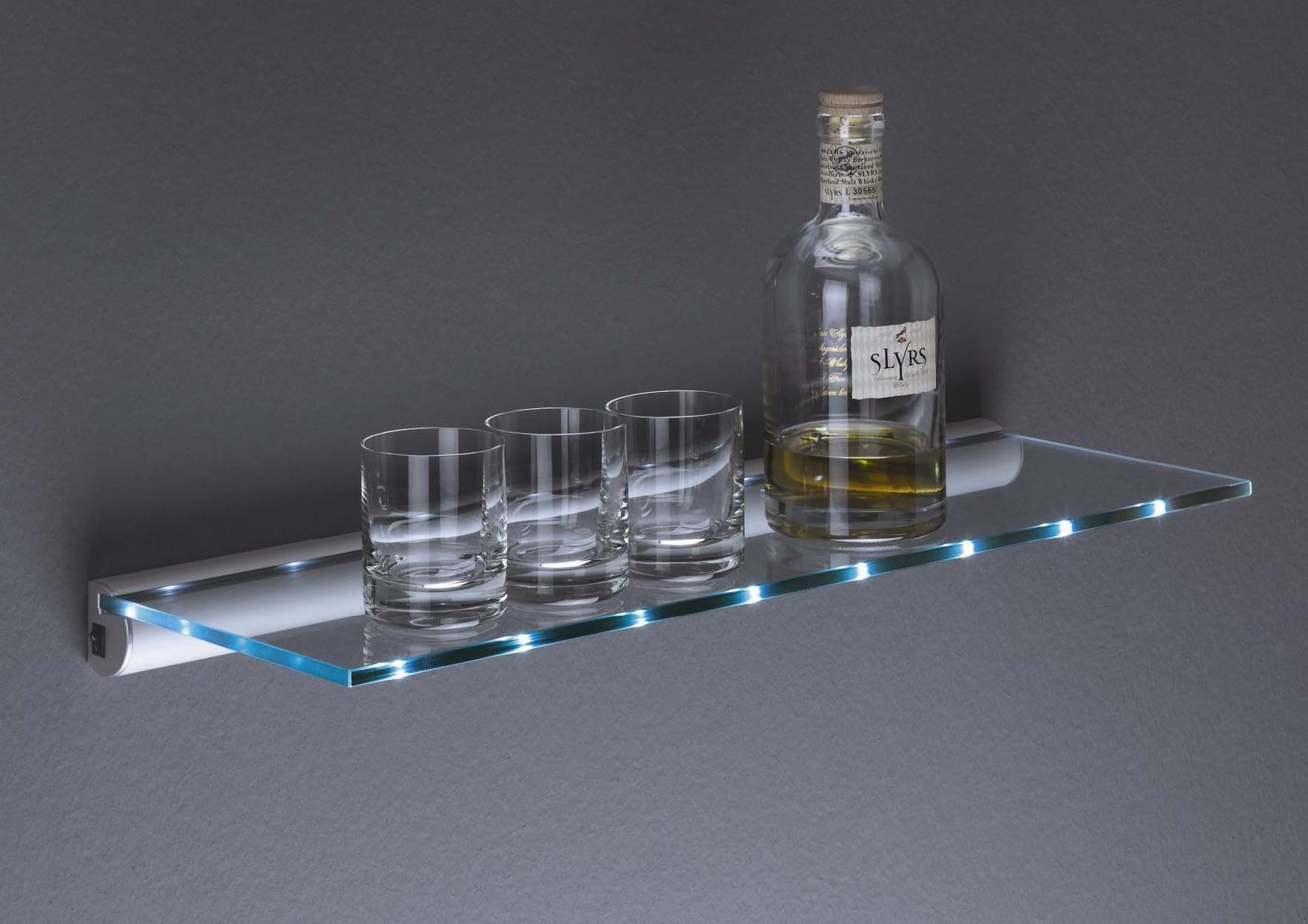 Glasregale Led 12 Ideas Of Led Floating Glass Shelves